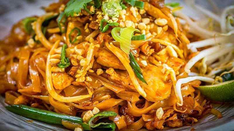 خوراکی های خوش طعم در جنوب شرقی آسیا