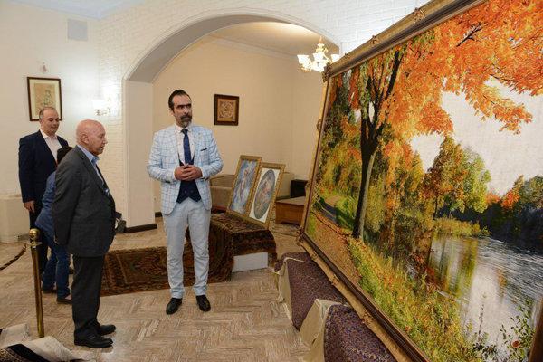 رویداد هنری طهران تمام شد، استرالیا و قطر مقصد بعدی