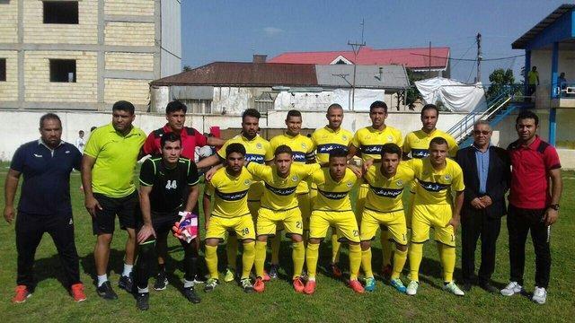 پیروزی شهرداری ماهشهر در مرحله دوم رقابت های جام حذفی