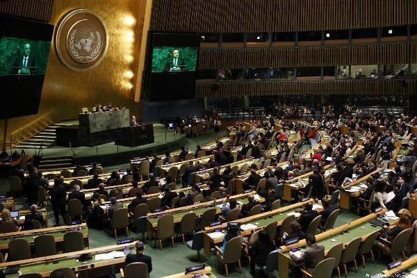 هفتاد و سومین نشست مجمع عمومی سازمان ملل شروع شد