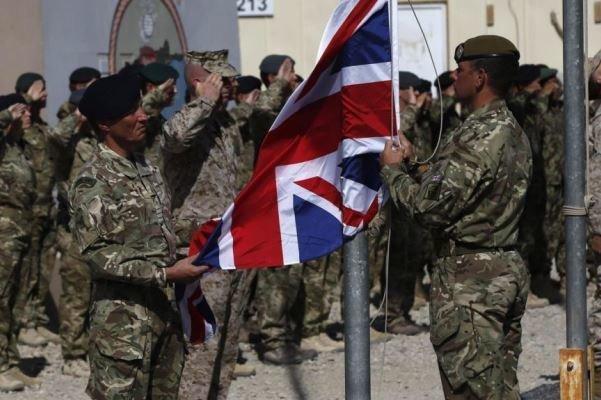تنش جدید میان مسکو و لندن، نظامیان انگلیسی در راه اوکراین