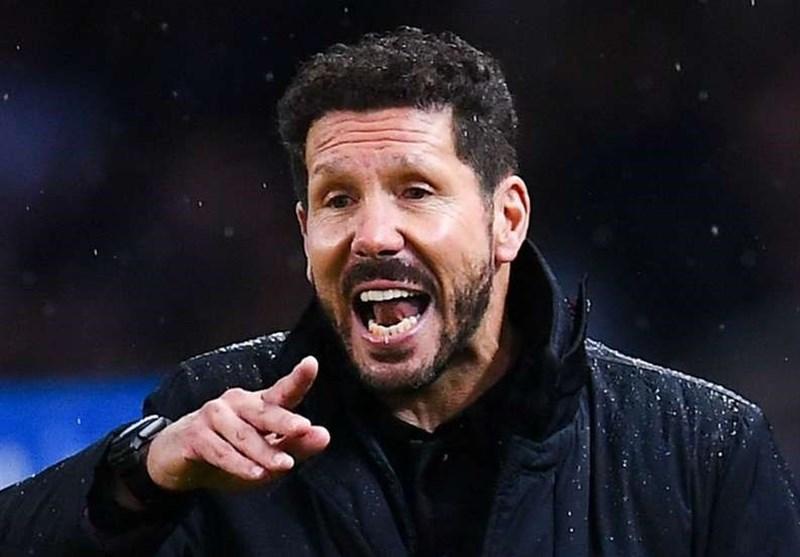 فوتبال دنیا، سیمئونه: چه کسی گفته اتلتیکو برای مساوی مقابل بارسلونا بازی نموده است؟