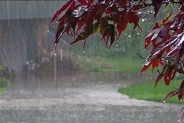 بارش باران در استان فارس تا یکشنبه ادامه دارد