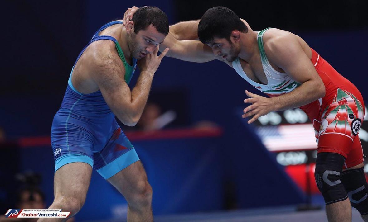 برنامه رقابت های کشتی قهرمانی آسیا در چین اعلام شد