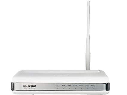 روتر بی سیم ایسوس Asus Wireless Router WL-520gU