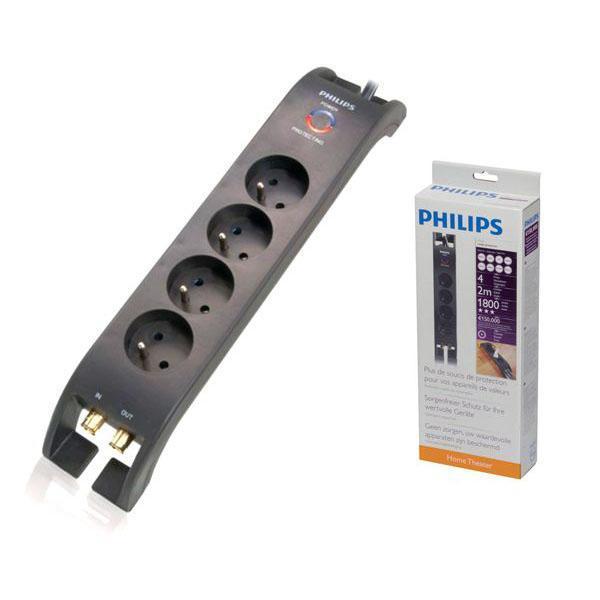سیم رابط و محافظ فیلیپس Philips Surge Protector SPN5044B