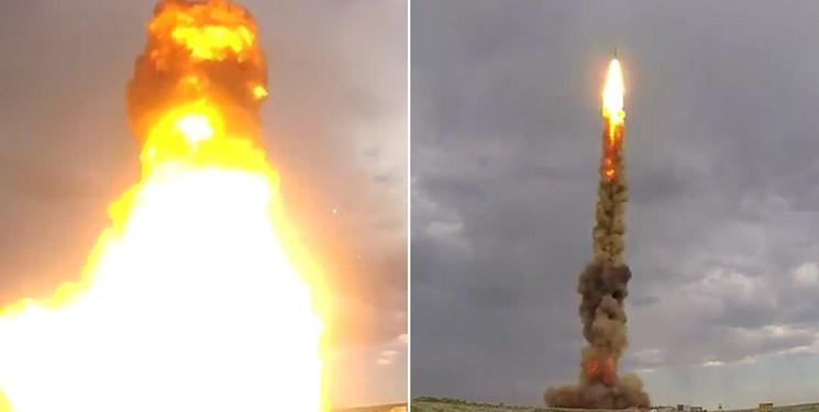 انفجار آزمایش موشک روسی پنج کشته به جای گذاشت