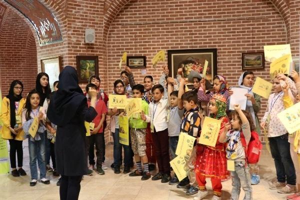 کمپین قلب من برای میراثمان می تپد در اردبیل برگزار گردید