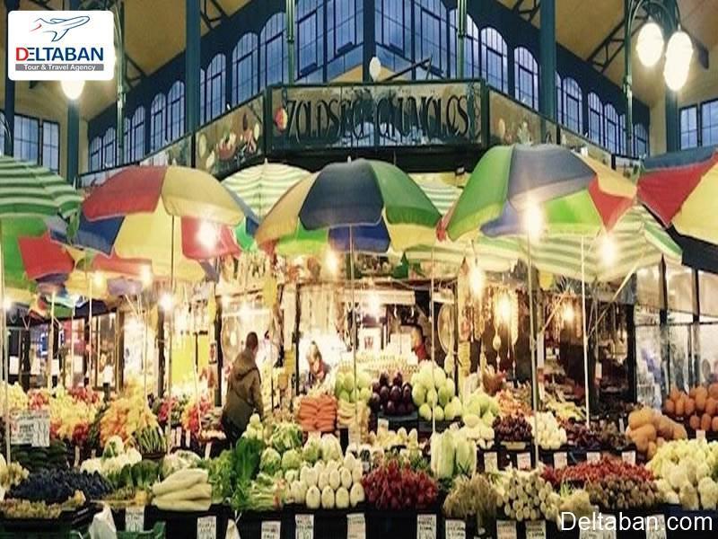 بازارهای محلی بوداپست
