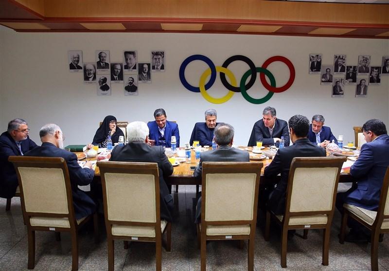 برگزاری نشست هیئت اجرایی کمیته ملی المپیک، از تیم فوتبال امید حمایت می گردد