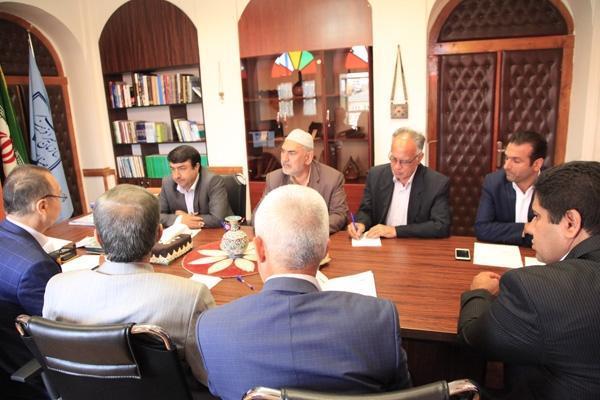 نشست مدیرکل میراث فرهنگی گلستان و سرکنسول قزاقستان در گرگان
