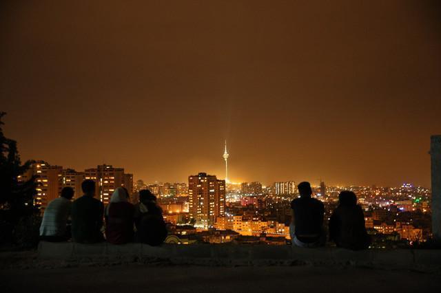 کاهش موقتی کیفیت هوا طی امشب