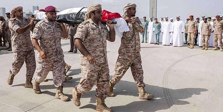 امارات از کشته شدن شش نیروی نظامی خود اطلاع داد