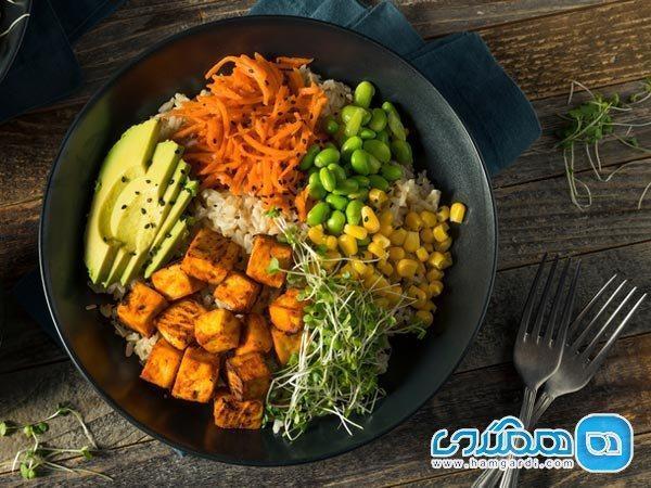 بهترین رستوران های گیاهی تهران ، لذت خوردن غذاهای سالم و مقوی