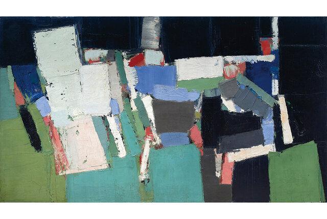 آثار هنری مهم ترین هنرمندان قرن بیستم در کریستیز