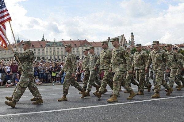 لهستان تسهیلات لازم برای استقرار نظامیان آمریکا را فراهم می کند