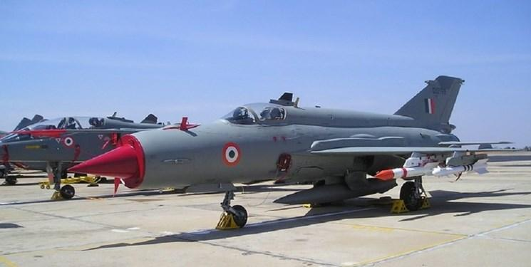 سقوط جت جنگنده نیروی هوایی هند؛ خلبانان سالمند