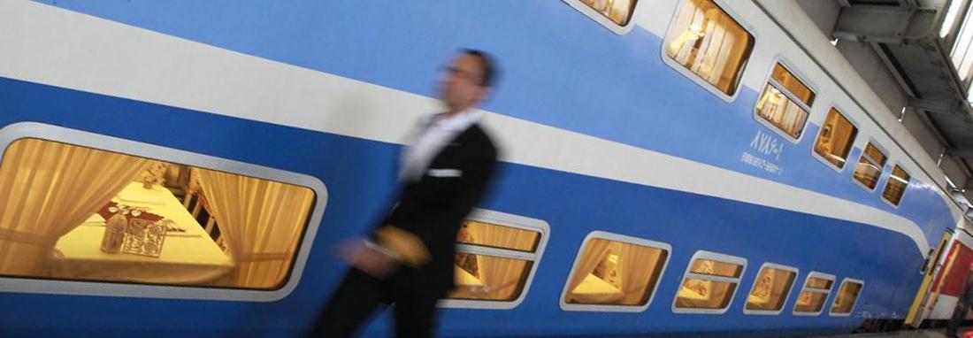 خبر خوش رئیس دفتر رئیس جمهور به علاقه مندان سفر به استانبول ، قطار تهران - استانبول راه اندازی می گردد