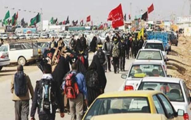 ورود خودرو های شخصی به عراق ممنوع شد