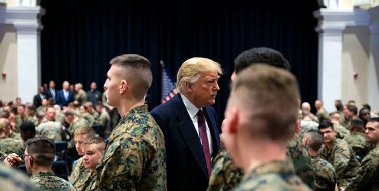 موضع ارتش آمریکا در صورت وقوع جنگ داخلی چه خواهد بود؟