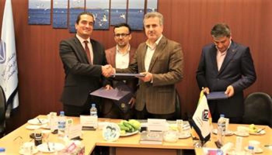 تفاهم نامه همکاری میان دو دانشگاه علوم دریایی چابهار و آلمان امضا شد
