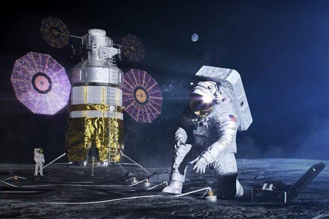 ناسا از نسل بعدی لباس های فضایی رونمایی کرد