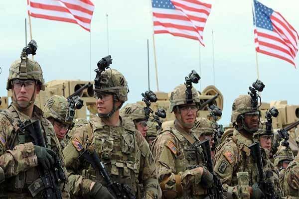 نظامیان آمریکایی برخی مقرهای خود را در حومه الحسکه منهدم کردند