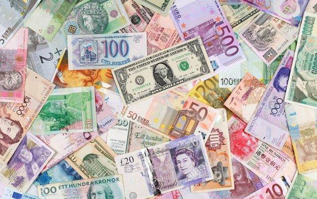 قیمت رسمی یورو و پوند کاهش یافت، دلار ثابت ماند