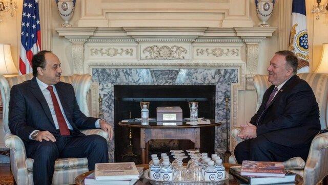 پامپئو بر تقویت وحدت در شورای همکاری خلیج فارس تاکید نمود