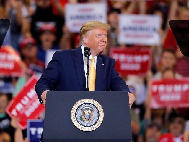 برگزاری جلسه علنی استماع اتهامات ترامپ