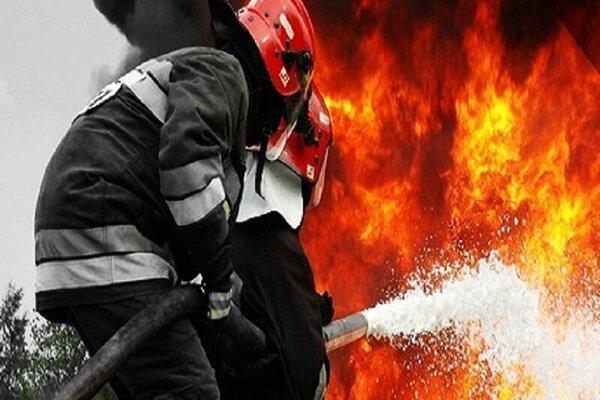 مرگ دلخراش جوان 19 ساله در آتش سوزی خیابان ستارخان