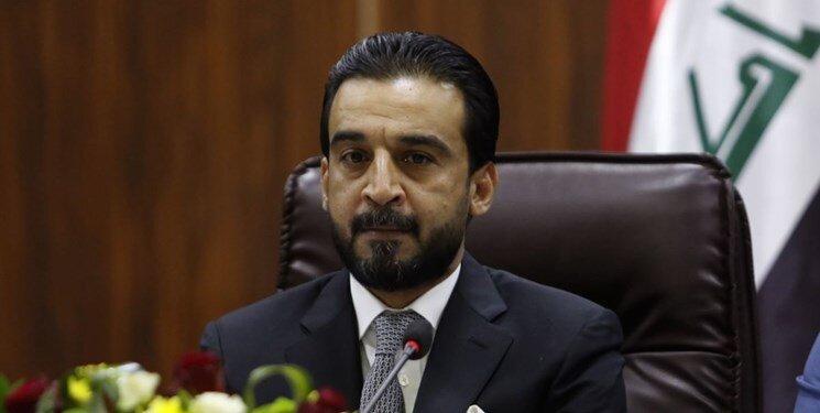 واکنش رئیس مجلس عراق به خبر استعفایش