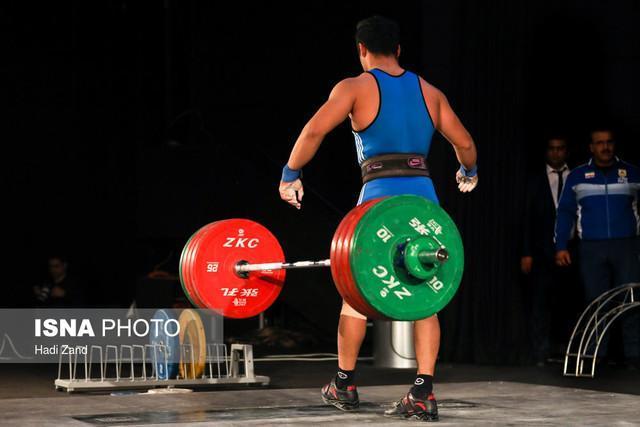 قهرمانی تیم ملی وزنه برداری جوانان ایران، نوجوانان چهارم شد