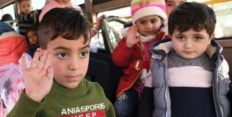 1167 آواره سوری در 24 ساعت گذشته به کشورشان بازگشتند