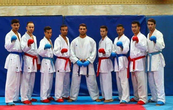 کومیته تیمی مردان ایران راهی ملاقات نهایی شد