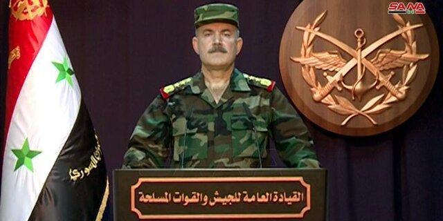 فرماندهی کل ارتش سوریه از پاکسازی بیش از 40 روستا خبر داد