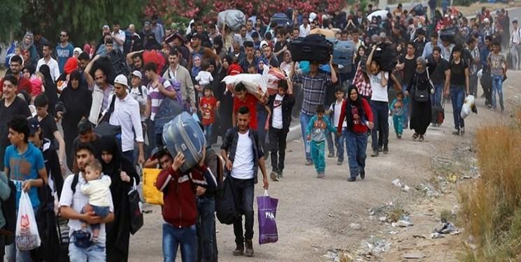 بازگشت 740 هزار پناهنده سوری طی چهار سال به کشورشان