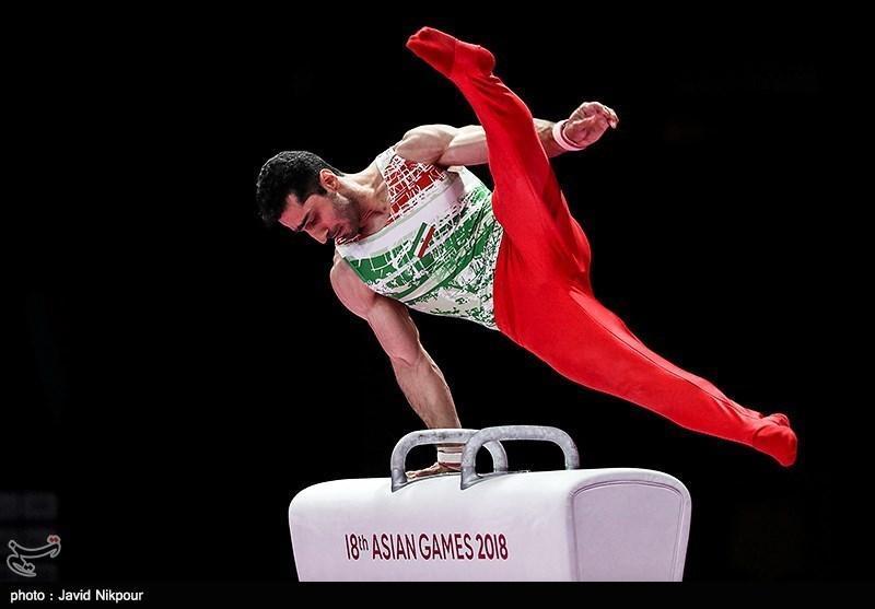 کیخا: از وزیر ورزش درخواست می کنم حواشی ژیمناستیک را حل نماید، کمتر از یک گام تا المپیک فاصله دارم
