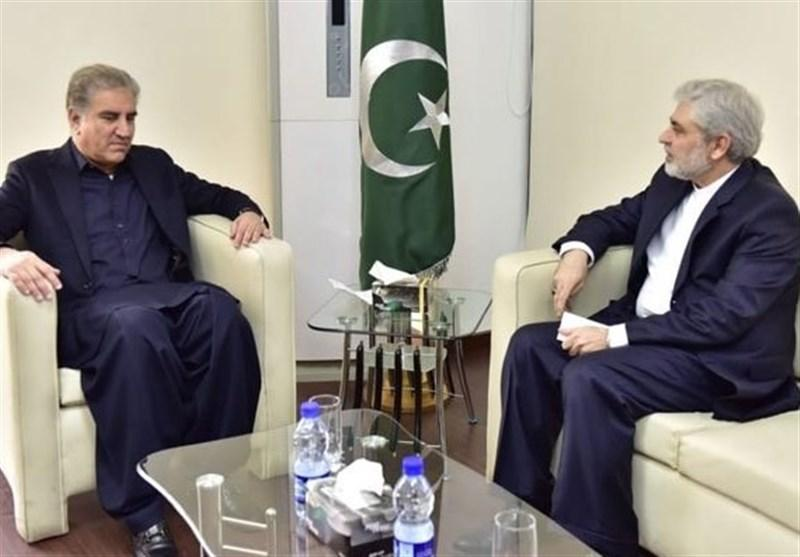 ملاقات سفیر جدید ایران با وزیر خارجه پاکستان
