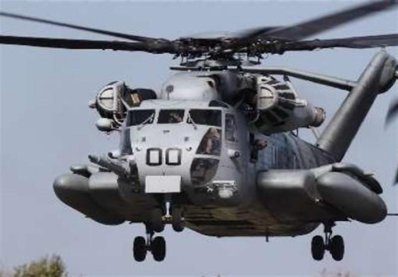 عراق، پرواز بالگردهای آمریکا بر فراز بغداد، حزب الله: اشغالگران حریم هوایی نجف و کربلا را نقض کردند