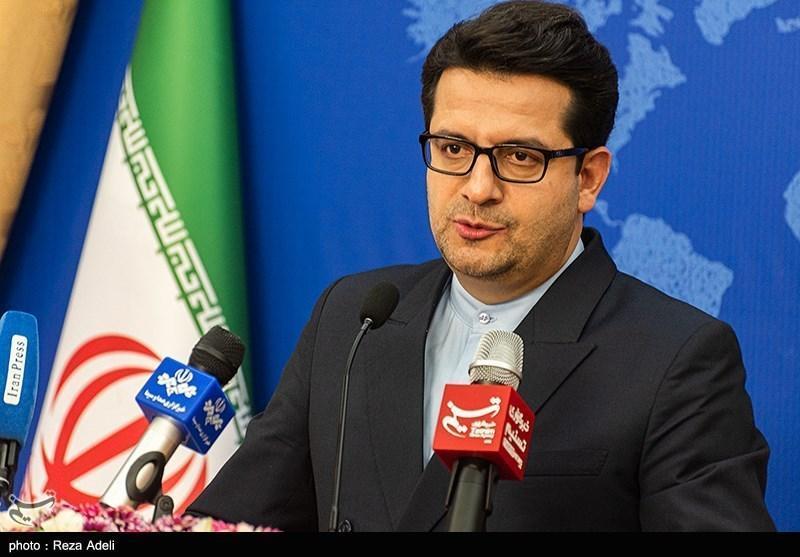 واکنش سخنگوی وزارت خارجه به قطع همکاری شرکت های کره ای