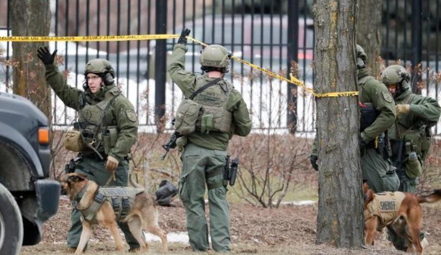 خبرنگاران تیراندازی در ایالت ویسکانسین آمریکا هفت کشته به جا گذاشت