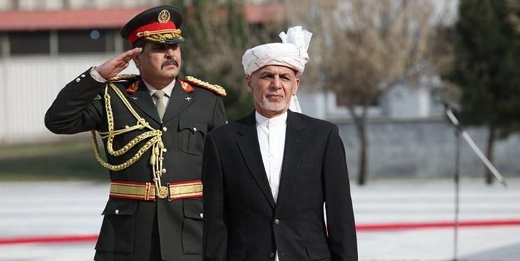غنی در مراسم تحلیف: زندانیان طالبان به زودی آزاد می شوند