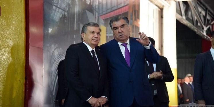 پیغام تبریک رئیس جمهور ازبکستان به همتای تاجیک خود