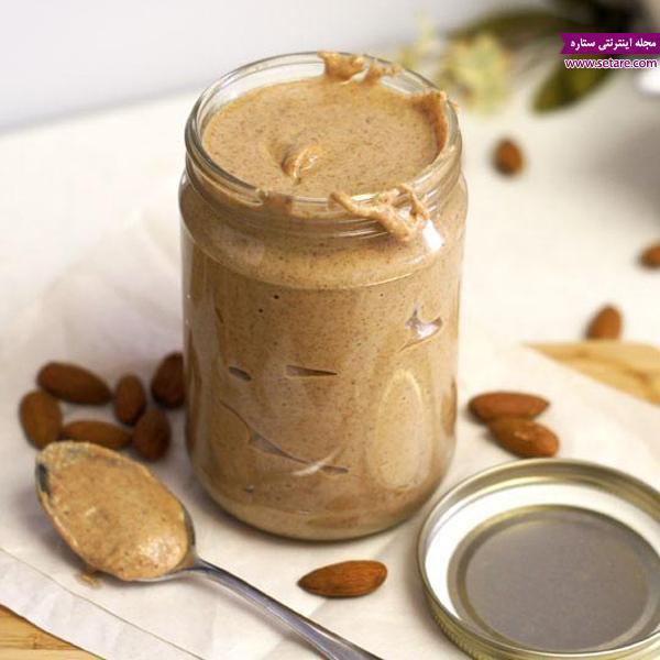 طرز تهیه کره بادام زمینی خانگی در 5 دقیقه!