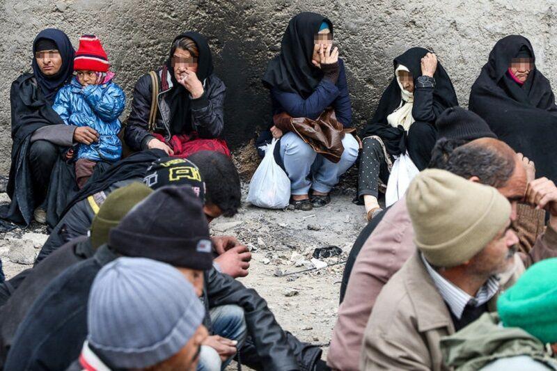 یک بام و دو هوای مسئولان در جمع آوری معتادین متجاهر