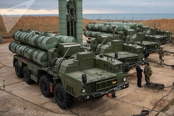 روسیه اس-400 را طبق برنامه تحویل می دهد