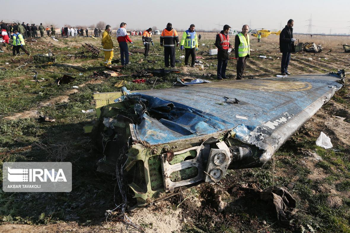 خبرنگاران جعبه سیاه هواپیمای اوکراینی امروز در لابراتور فرودگاه مهرآباد ارزیابی می شود