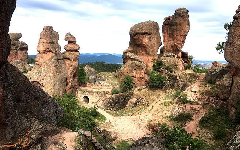 بلوگراچیک، شهر صخره های سفید در بلغارستان