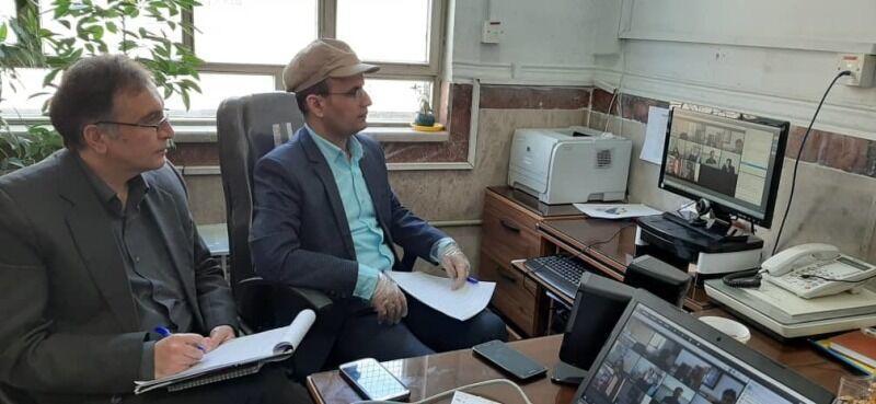 خبرنگاران آموزش از راه دور به سوادآموزان البرز مورد تاکید قرار گرفت